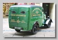 Jowett Bradford Van 1952b rear