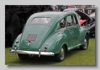 Jowett Javelin 1950 rear