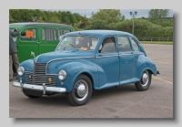 Jowett Javelin 1952 Deluxe front
