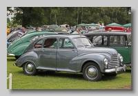 Jowett Javelin 1952 front