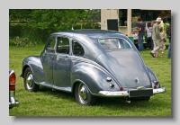 Jowett Javelin 1952 rear