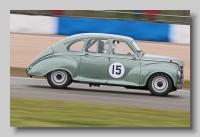 Jowett Javelin 1953 race
