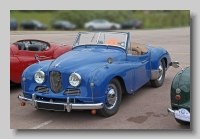 Jowett Jupiter Sports 1952 frontb