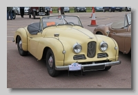 Jowett Jupiter Sports 1954 front