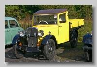 Jowett Seven Pickup 1930 front