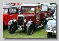 Jowett Truck front