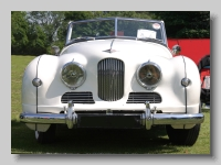 ac_Jowett Jupiter 1950 head