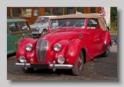 Lagonda DB2 DHC front