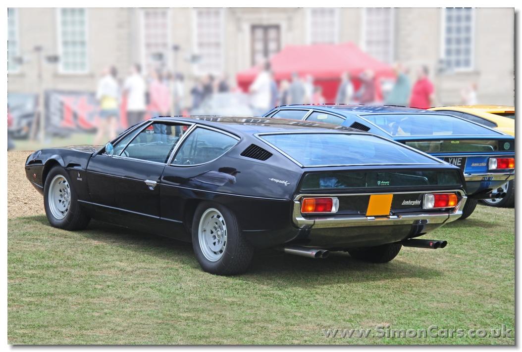 Simon Cars Lamborghini Espada