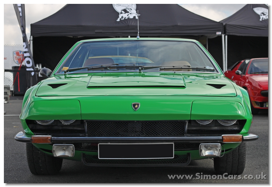 Simon Cars Lamborghini Jarama