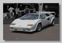Lamborghini Countach 5000 QV frontw