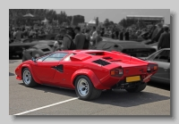 Lamborghini Countach 5000 QV rear