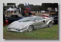 Lamborghini Countach Anniversary front