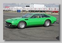 Lamborghini Jarama 400 GTS front