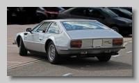 Lamborghini Jarama rear
