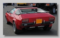 Lamborghini Urraco Silhouette rear