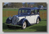 Lanchester LA14 Roadrider 1937 front