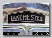 aa_Lanchester LA10 1933 March Special badge