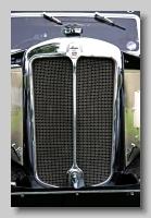 Lanchester LA 10 Avon Special 1934
