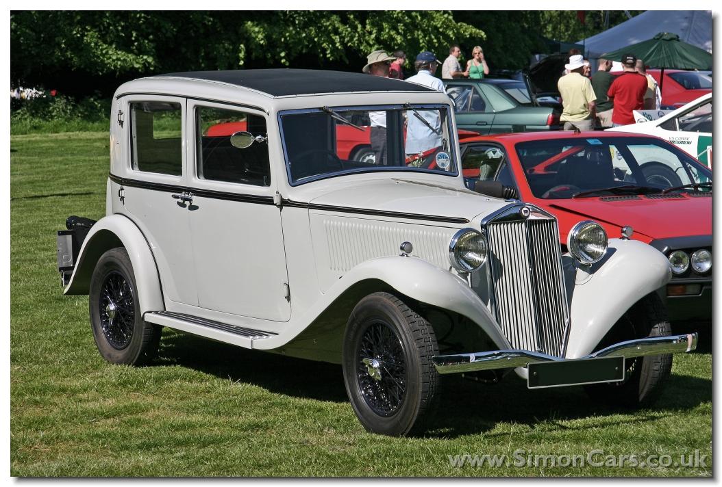 Lancia Augusta 1935 front - Lancia Augusta 1935. An 1196cc V4 ohc ...