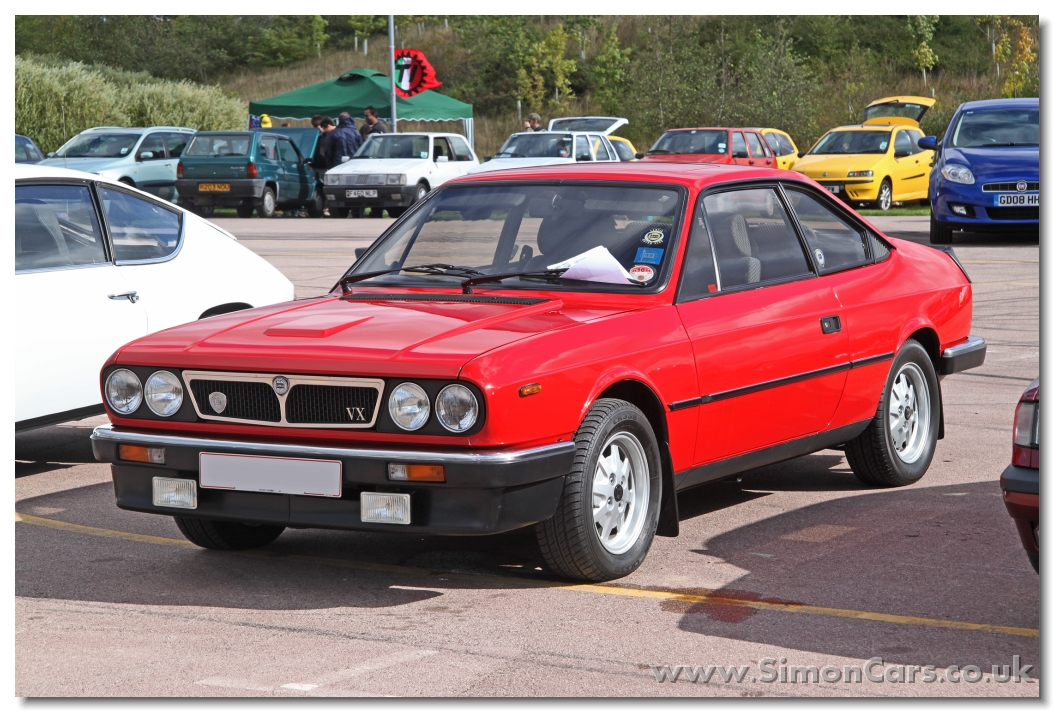 III Beta Coupe had appeared in 1981, with matte black window frames