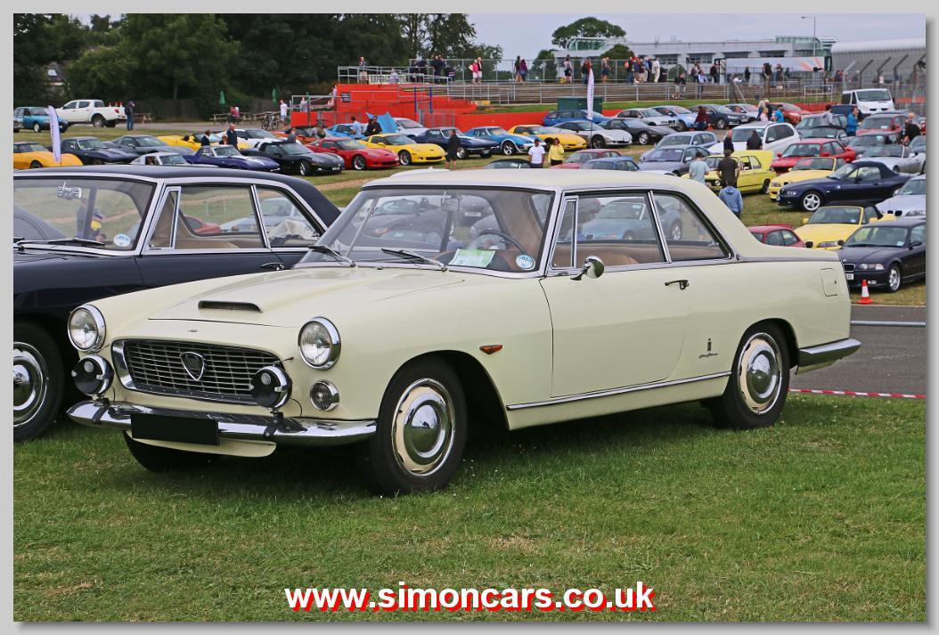 Simon Cars - Lancia Flaminia Coupe