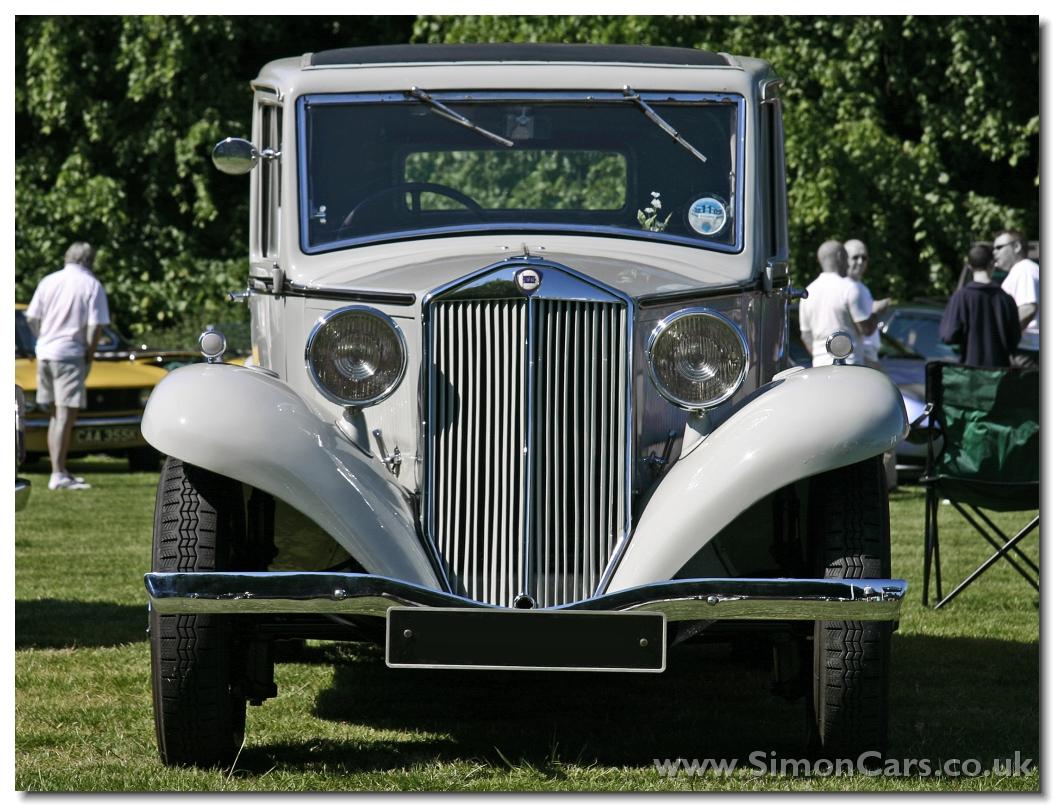 ac_Lancia Augusta 1935 head - Lancia Augusta 1935. The Augusta was ...