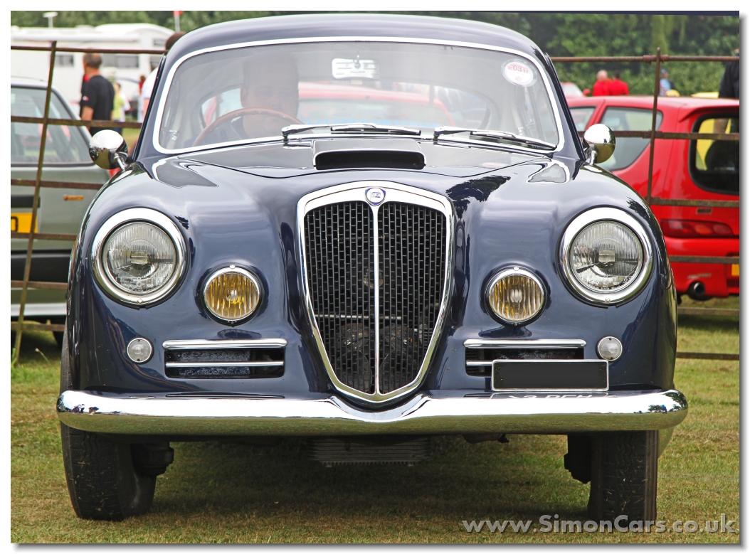 Simon cars lancia aurelia gt aclancia aurelia b20 gt 1954 head vanachro Choice Image