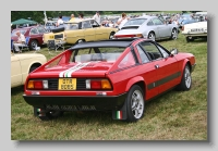 Lancia Beta Montecarlo 1977 rear