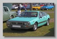 Lancia Beta Montecarlo front
