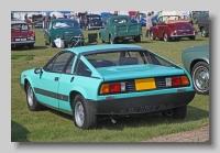 Lancia Beta Montecarlo rear