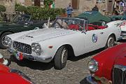 Lancia Flaminia Touring Convertible frontw