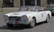 Lancia Flaminia Touring Spider front