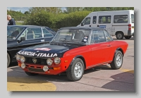 Lancia Fulvia Coupe 1300 S Series II frontr