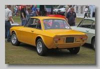 Lancia Fulvia Coupe 1600 HF Series II reary