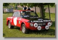 Lancia Fulvia Coupe HF Rallye