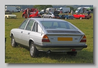Lancia Gamma Berlina S2 rear