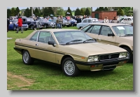 Lancia Gamma Coupe S2 front