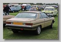 Lancia Gamma Coupe S2 rear