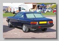 Lancia Gamma S1 Coupe rear