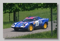 Lancia Stratos 1974 front