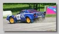 Lancia Stratos 1974 rear