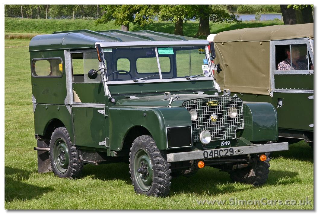 Simon Cars - Land-Rover Van