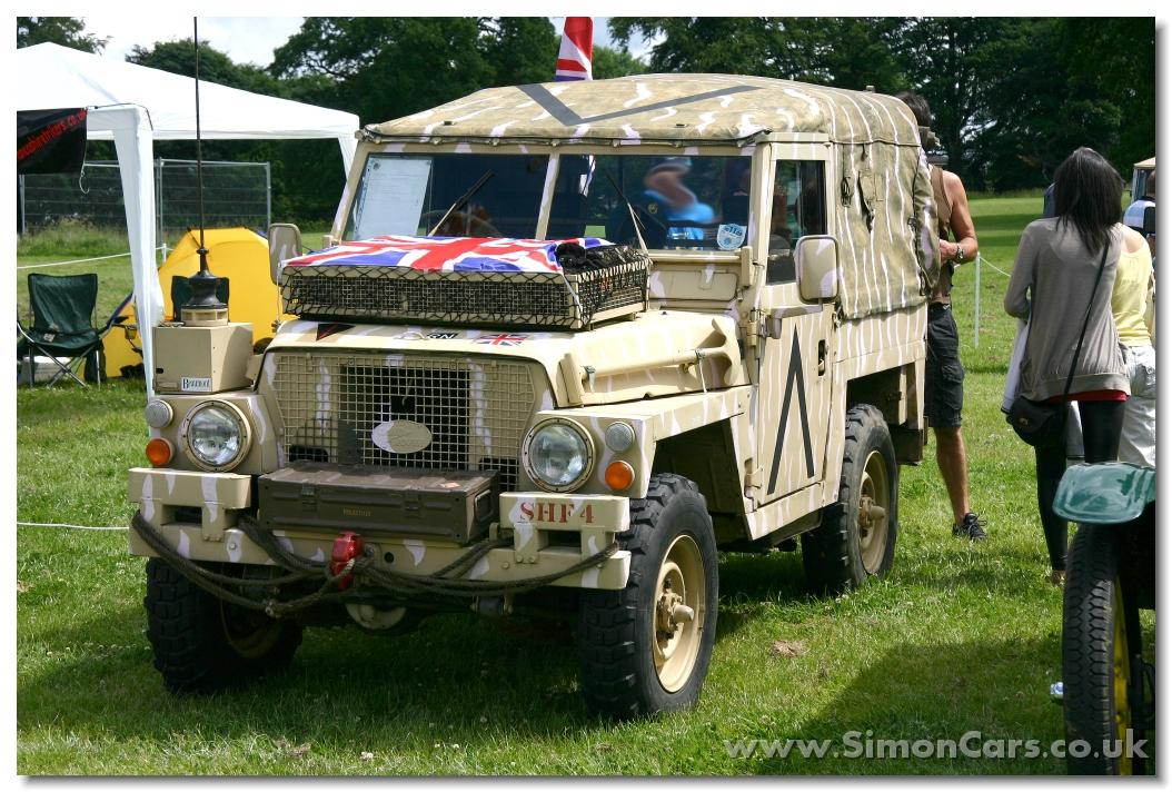 Simon Cars Land Rover Van