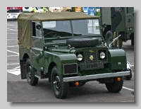Land-Rover Series I 1949 80inch