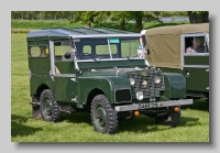 Land-Rover Series I 1949 front