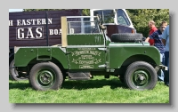 Land-Rover Series I 1952 side