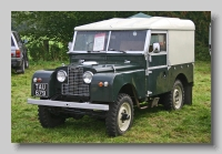 Land-Rover Series I 1954 front