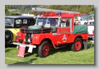 Land-Rover Series I 1955 fire engine