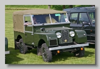 Land-Rover Series I 1955 front